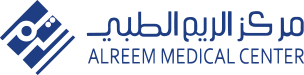Arabic Alreem Medical Center Logo
