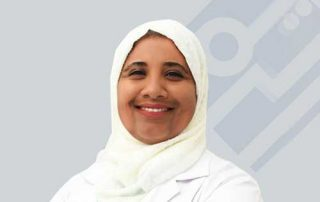 Dr. Lamya Al Kharousy