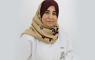 Dr. Moza Al Salmani