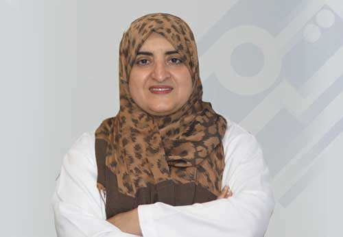 Dr. Sharifa Al Mahrizi